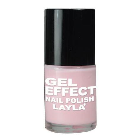 Layla Gel Effect Nail Polish Pinky Doll 002
