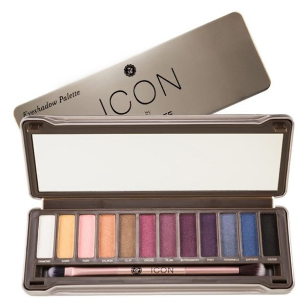 Absolute New York Icon Eye Shadow Palette Twilight ABS0AIEP02