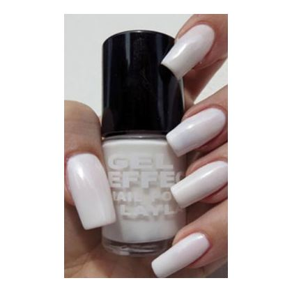 Layla Gel Effect Nail Polish Purity 001