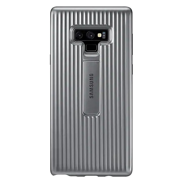 Samsung Protective Standing Cover Silver For Galaxy Note 9 (Delivery on 25th Aug)