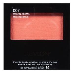 Revlon Blush Melon Drama 007