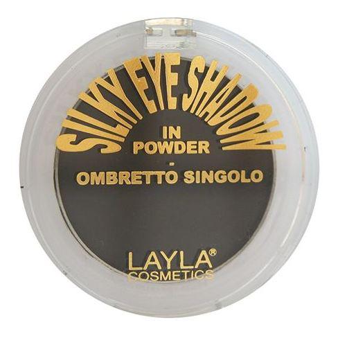 Layla Silky Eyeshadow 010
