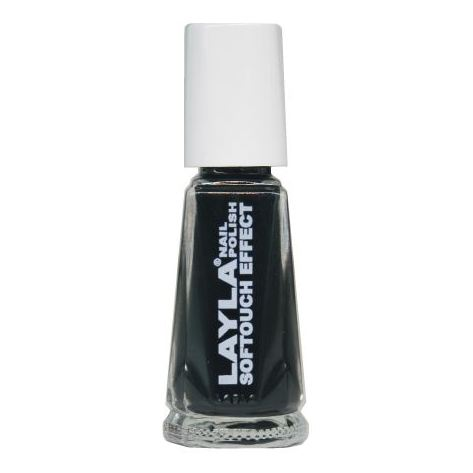 Layla Nail Polish Softouch Noir Touch 012
