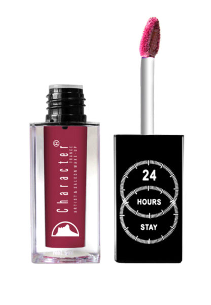 Character 24 Hour Stay Lipgloss Red LPG017