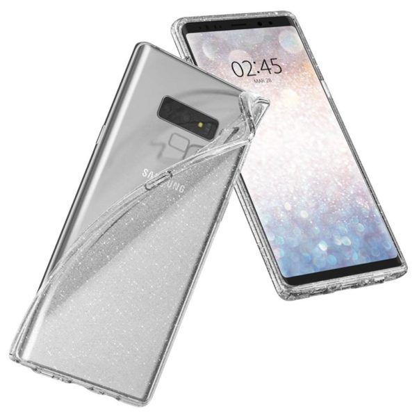 Spigen Liquid Crystal Glitter Case Galaxy Note 9