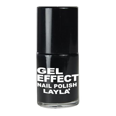 Layla Gel Effect Nail Polish Onice 010