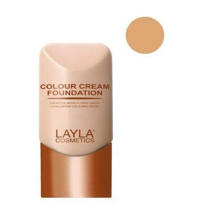Layla Colour Cream Foundation 002