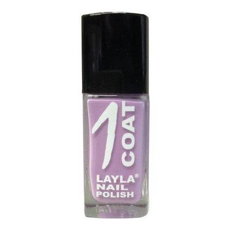 Layla 1 Coat Nail Polish Orchid Radiant 002