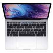 MacBook Pro 13 Touch Bar & Touch ID 2018 - Core i5 2.3GHz 8GB 256GB Shared 13.3inch Silver Arabic
