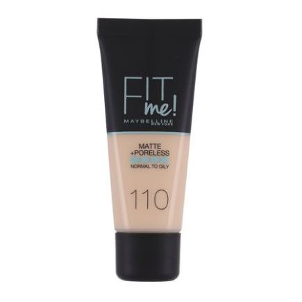 Maybelline Fit Me Matte 110 Foundation