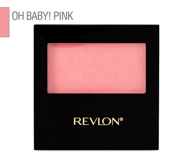 Revlon Blush Baby Pink 001