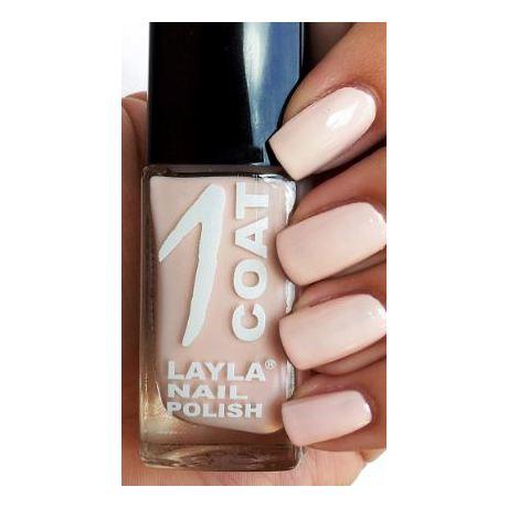 Layla 1 Coat Nail Polish Daiquiri 013