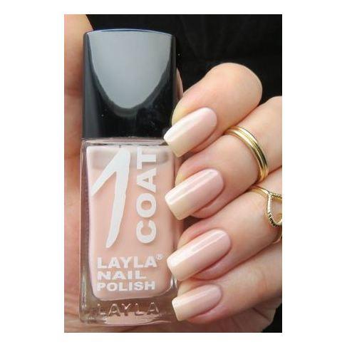 Layla 1 Coat Nail Polish Sahara 001