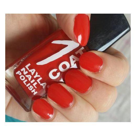 Layla 1 Coat Nail Polish Caipiroska 020