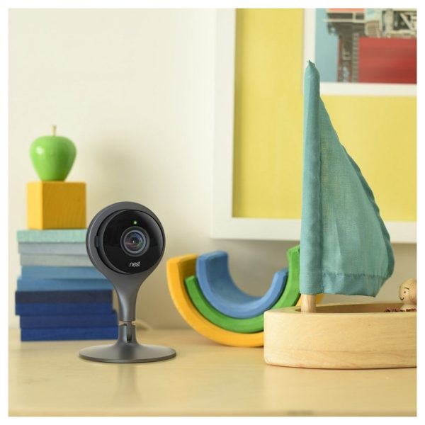 Nest NC1102GB Cam Indoor Security Camera