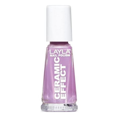 Layla Ceramic Effect Nail Polish I Lilac You 004