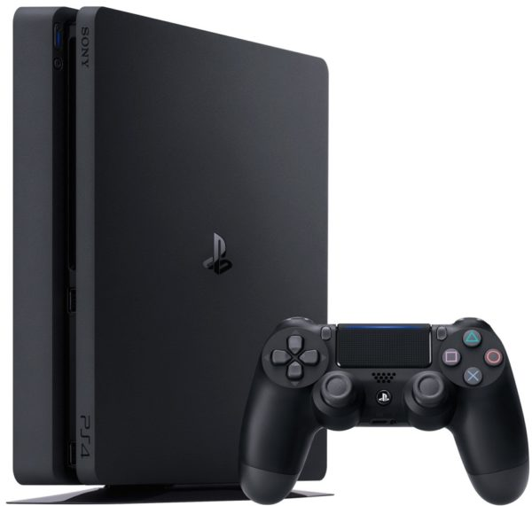 Sony PS4 Slim Gaming Console 1TB Black
