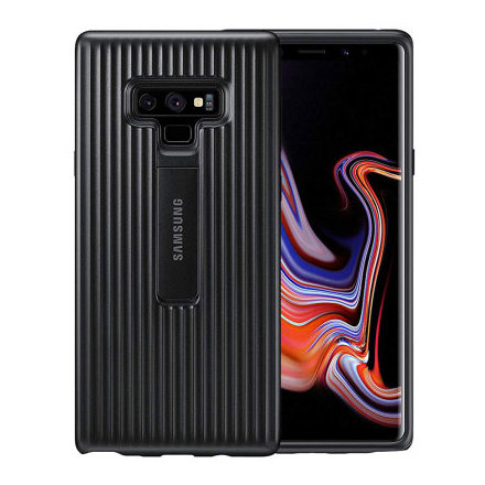 Samsung Protective View Case Black For Galaxy Note 9 {Delivery on 25th Aug}