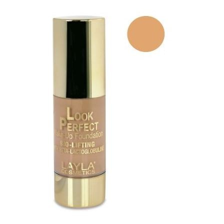 Layla Look Perfect Foundation 004
