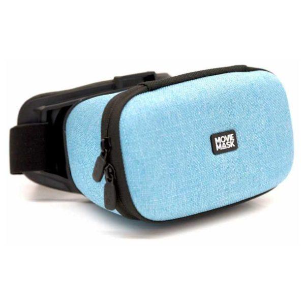 MovieMask Premium VR Headset Blue