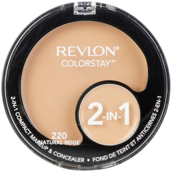 Revlon Compact Sand Beige