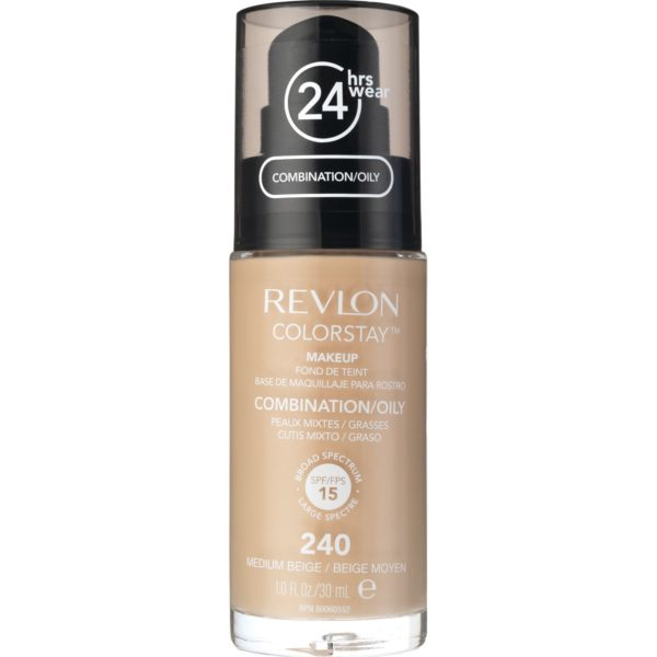 Revlon Foundation Medium Beige 240