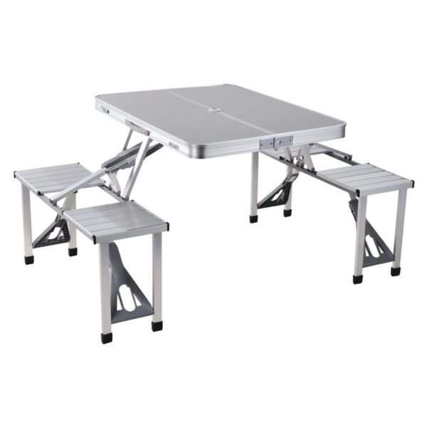 Class CLDNAL01 Folding Picnic table (Aluminum)