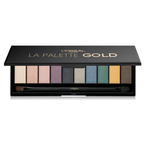 Loreal Color Riche Gold Pallet Eyeshadow