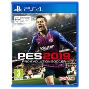 PS4 PES 2019 Pro Evolution Soccer Game