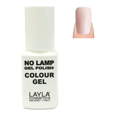Layla No Lamp Gel Nail Polish Principink 003