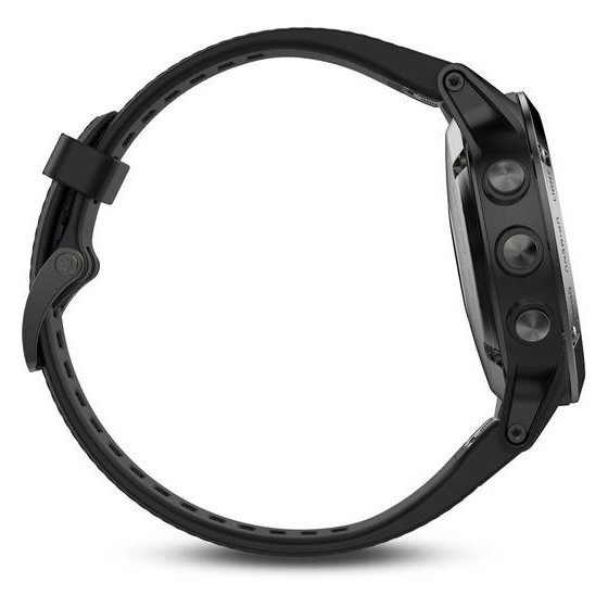 Garmin Fenix 5 Multisport Training Watch 47mm Black