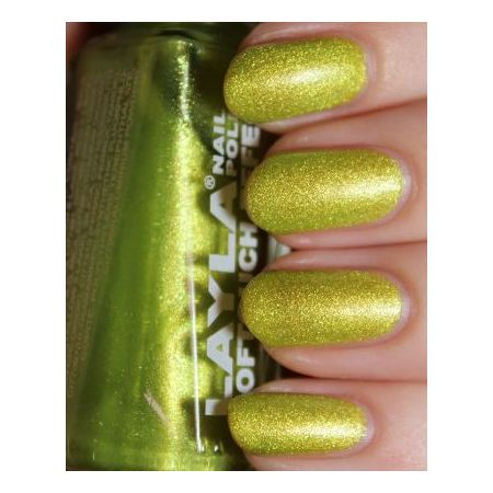 Layla Nail Polish Softouch Limoncello 006