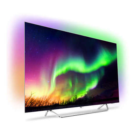 Philips 65OLED873 4K UHD Android OLED Television 65inch