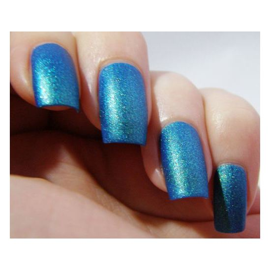 Layla Nail Polish Softouch Tourquoise Splash 010