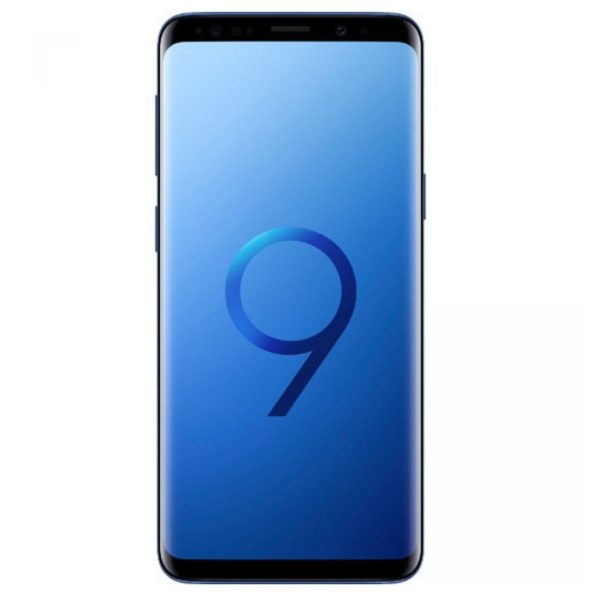 Samsung Galaxy S9 Plus 128GB Coral Blue 4G Dual Sim Smartphone - S9+