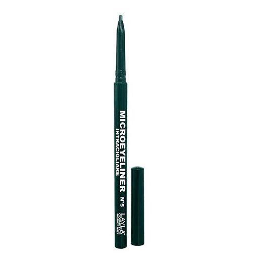 Layla Micro Eyeliner Intracigliare Emerald Green 005
