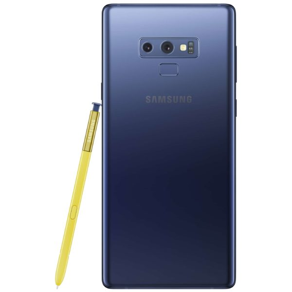 Samsung Galaxy Note9 128GB Ocean Blue 4G LTE Dual Sim Smartphone SMN960F