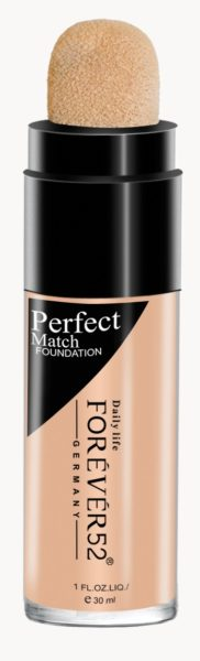 Forever52 Perfect Match Foundation Beige FPF003