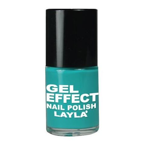 Layla Gel Effect Nail Polish Tropical Island 011