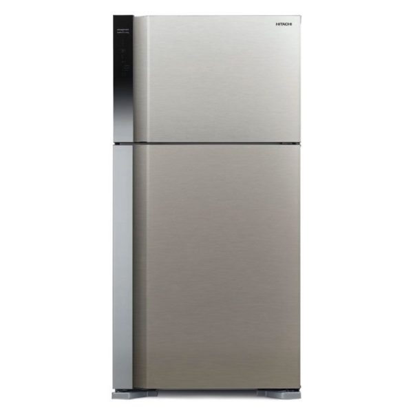 Hitachi Top Mount Refrigerator 650 Litres RV650PUK7KBSL