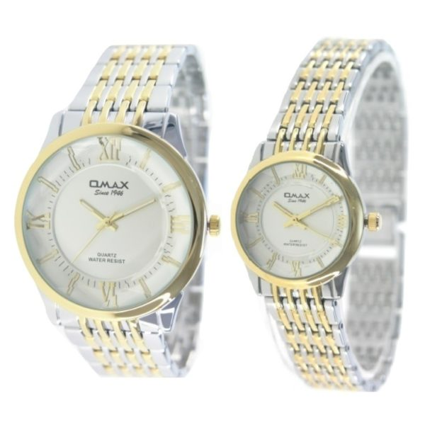 Omax CGH005N008 CGH006N008 Pair Watch