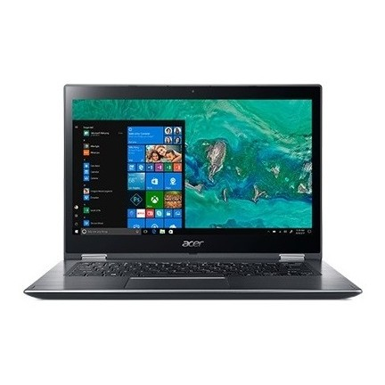 Acer Spin 3 SP314 Convertible Touch Laptop - Core i3 2.2GHz 4GB 1TB Shared Win10 14inch FHD Steel Grey