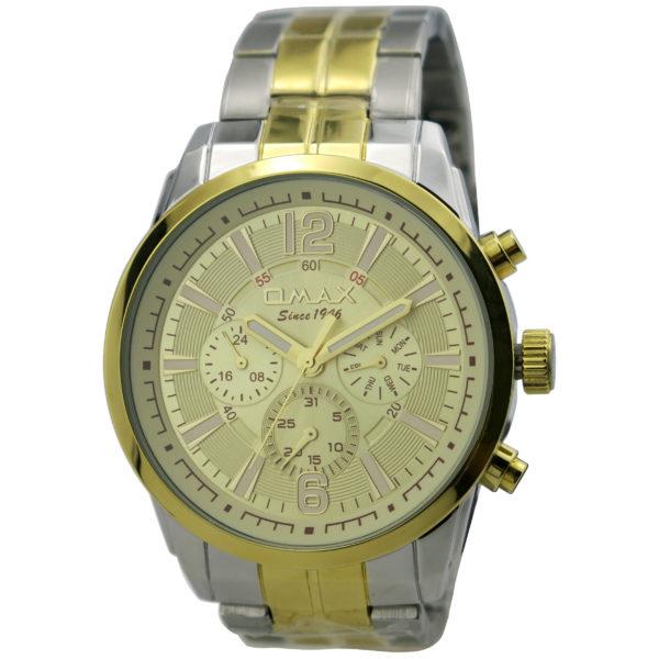 Omax GX35T1TI Men's Wrist Watch