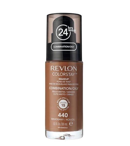 Revlon Foundation Mahogany 440
