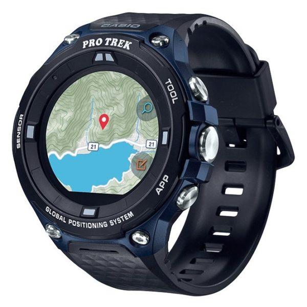 Casio Pro Trek Smart Watch Blue