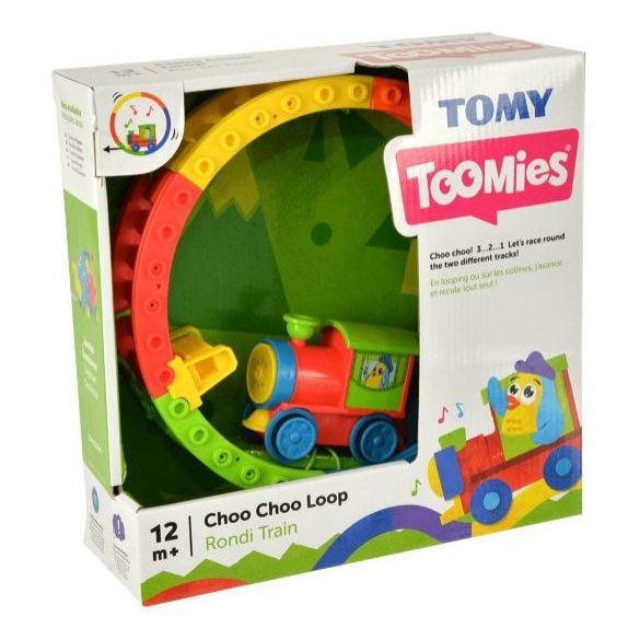 Tomy Toomies Choo Choo Loop E72360