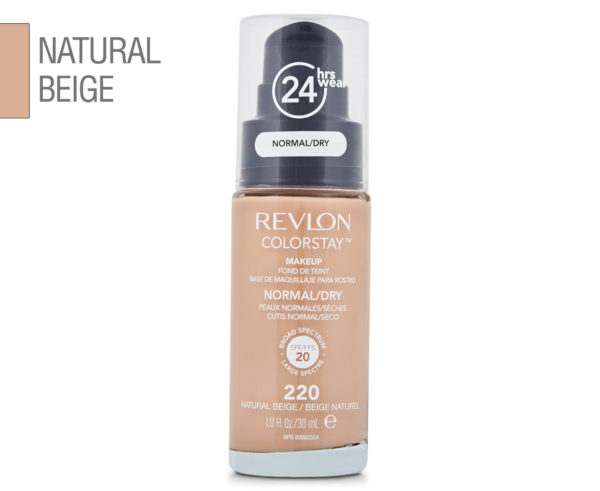Revlon Foundation Natural Beige 220