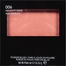 Revlon Blush Naughty Nude 006