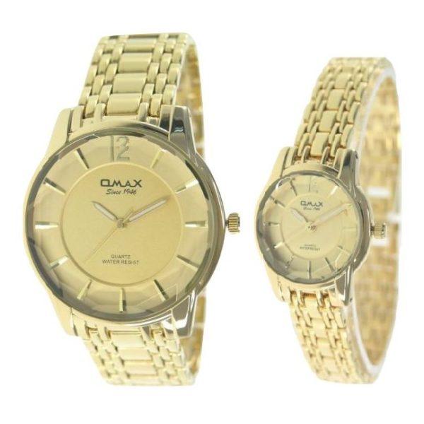 Omax Pair Watch 00CGH001Q001 00CGH002Q001