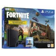 Sony PS4 Slim Gaming Console 500GB Black With Fortnite Game